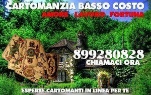 CARTOMANZIA 899 0NLINE